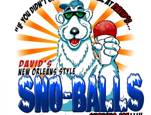 "David's ""New Orleans Style"" Café and Sno-Balls"