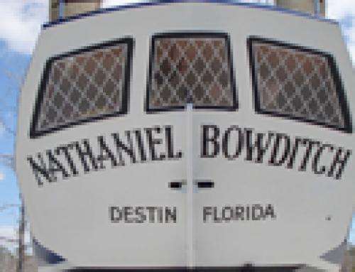 Nathaniel Bowditch Sailing Charter
