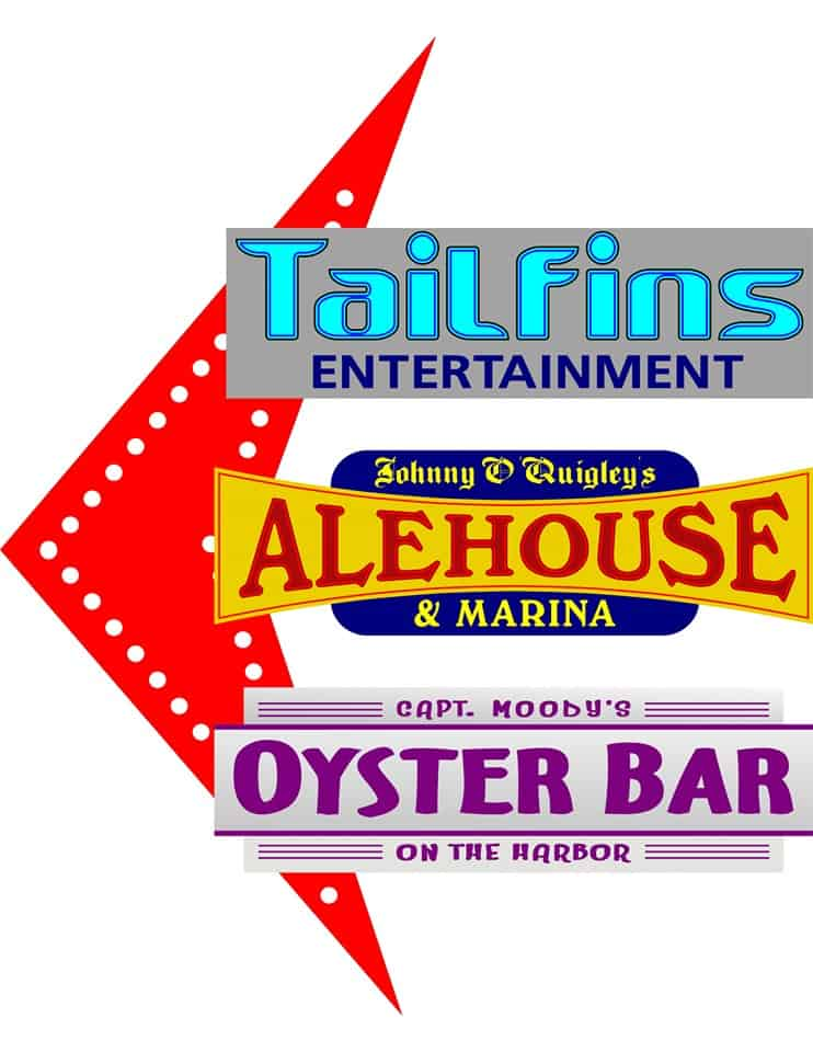 TAILFIN'S Ale House & Oyster Bar