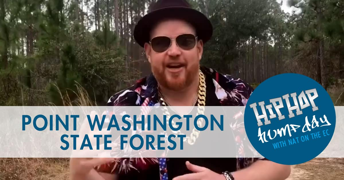 Point Washington State Forest Hip Hop Humpday Nathan Abbott