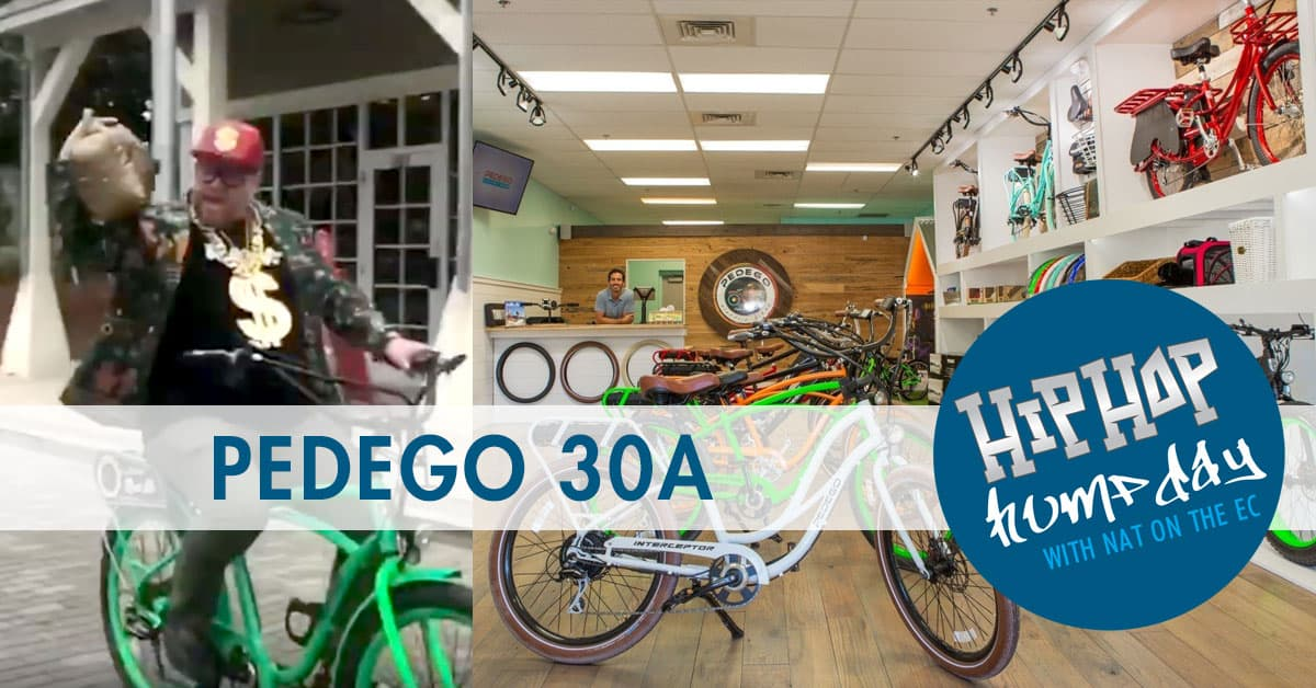 Hip Hop Humpday Pedego 30A