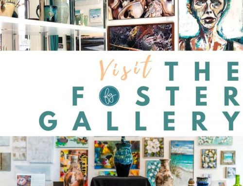 The Foster Gallery – Ruskin Place Artist Colony