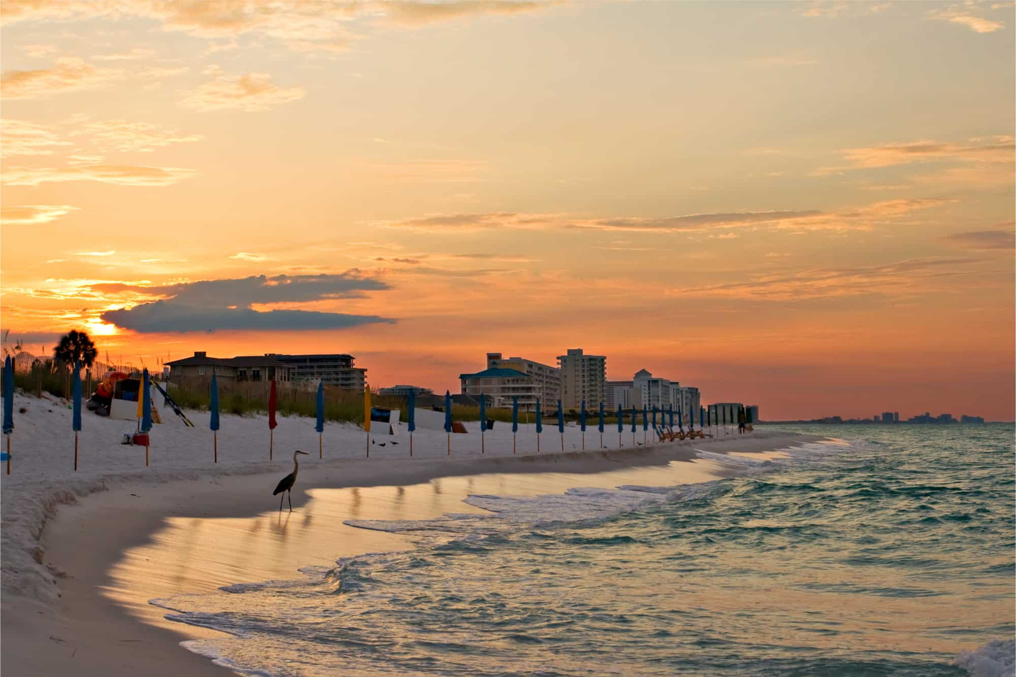 Destin FL Beachfront Homes